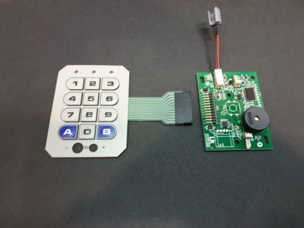 Kit sustitución circuito caja fuerte arfe 5724